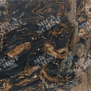 گرانیت خارجی مشکی طلایی ماگما گلد