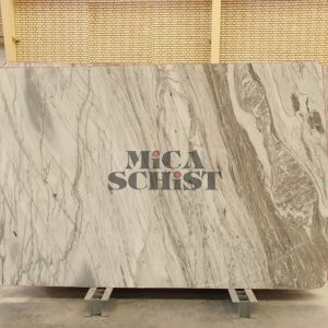 Gray Crystal Marble Slabs