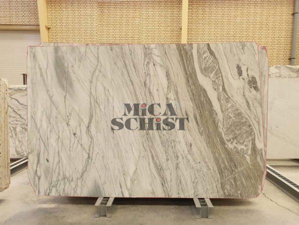 Gray Crystal Marble Slabs
