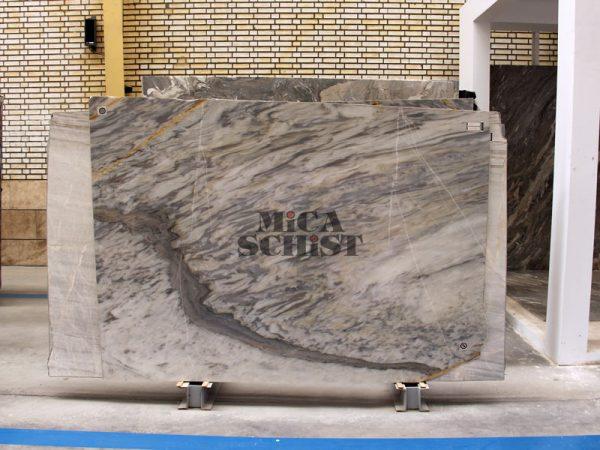 Iranian Gray Marble Slabs