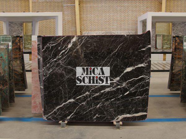 Iranian Black Marble Slabs